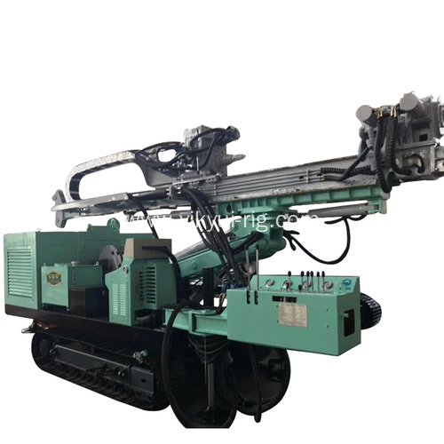Portable reverse drilling rig reverse circulation drill rig