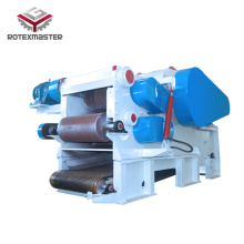 Drum type wood chipper for sale