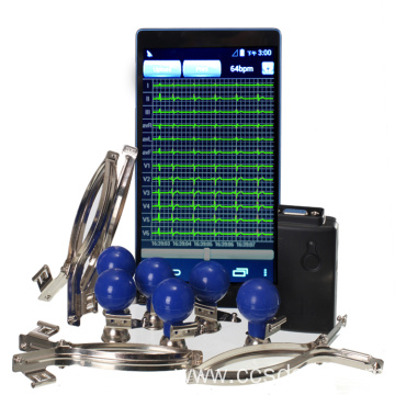 3 Channel 12 Lead Bluetooth Electrocardiograph