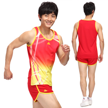 Lidong sports wear costume de train pour la course