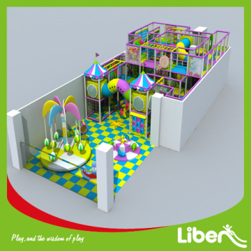 Inside amusement playground game