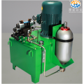 High Pressure Gear Pump Station