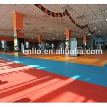 Indoor PVC flooring for Gym Enlio