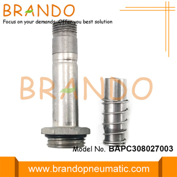 3/2 NC M12x0.5 Thread 8mm OD Amature Solenoid