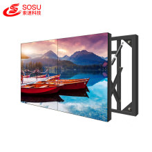 46 TV lcd video wall display with lcd