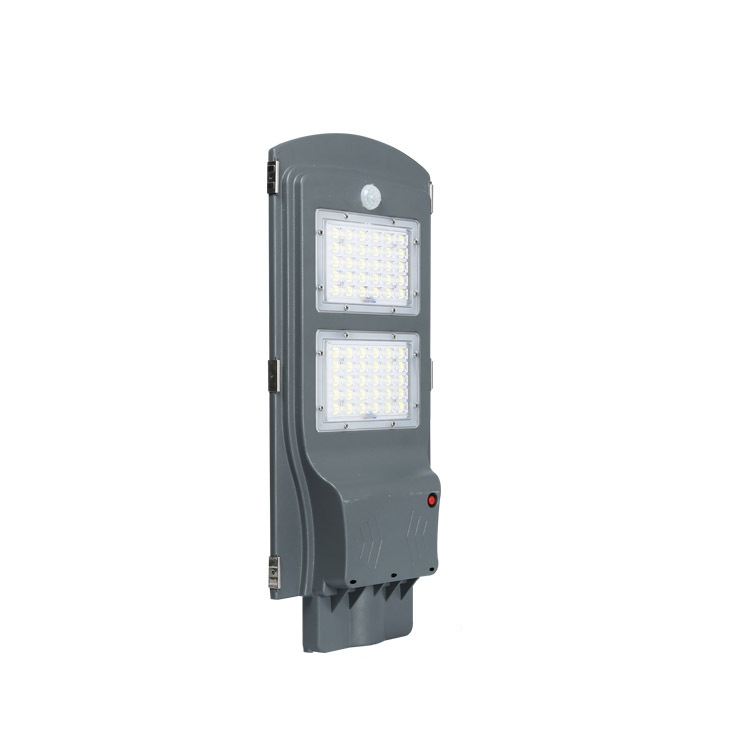 Induction Integrated Street Light Floor Lights