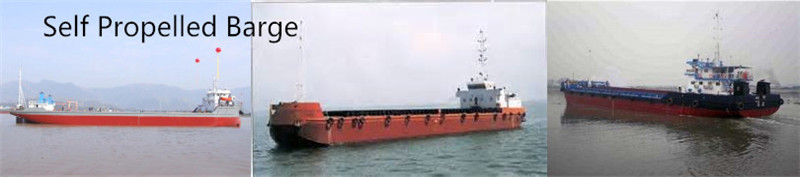 Custome self propelled barge design