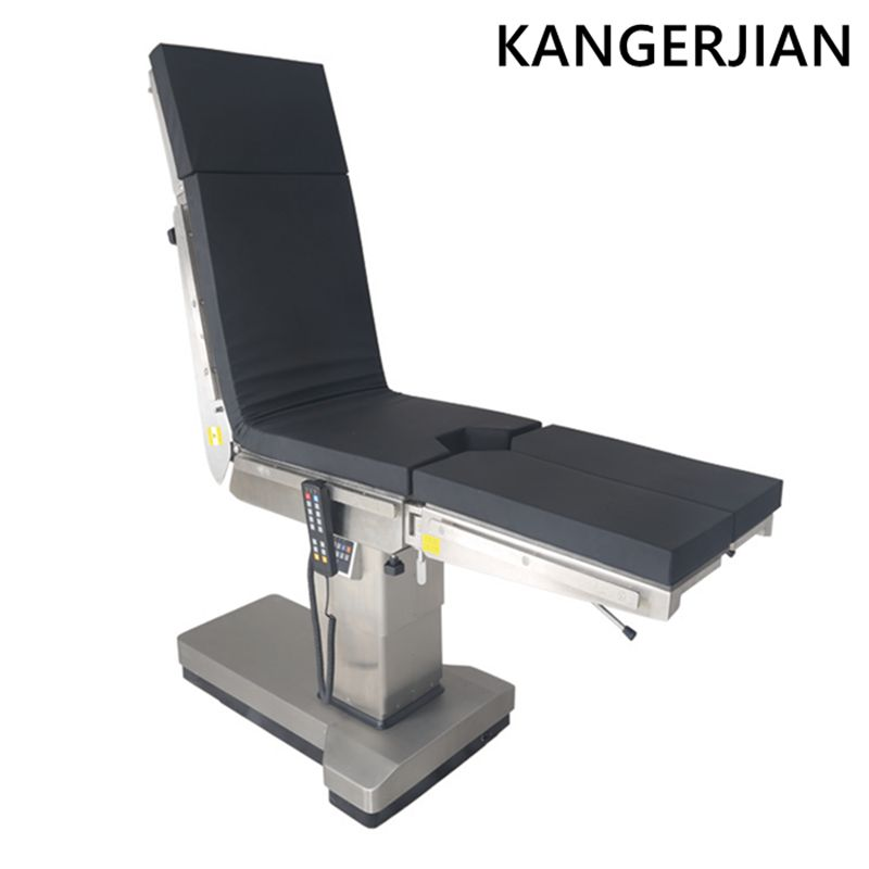 Hospital ophthalmology operating tables