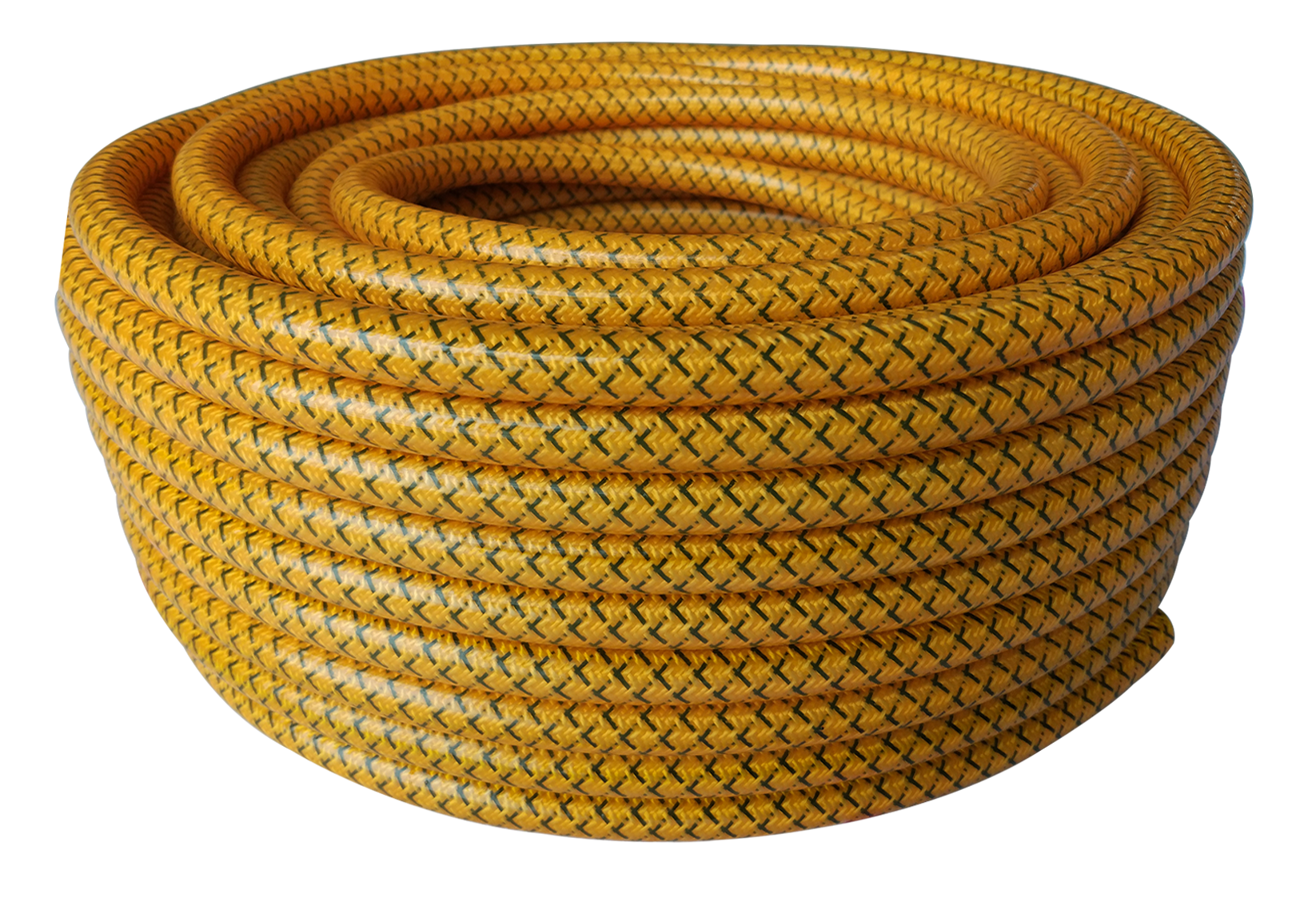 spray hose deep yellow