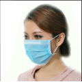 Face mask medical 3ply disposable earloop