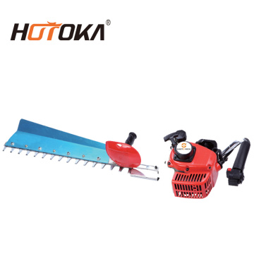 2 strokes 23cc petrol hedge trimmer gasoline cutter