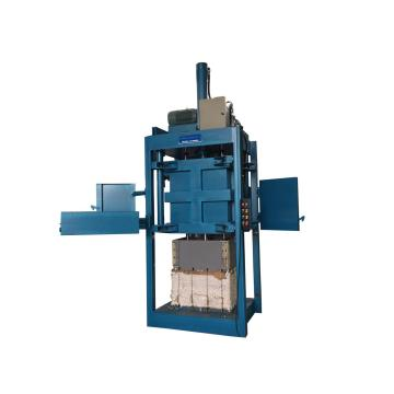 High quality CE certificate clothes textile baler machine