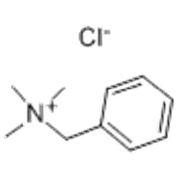 Benzyltrimethylammonium chloride CAS 56-93-9