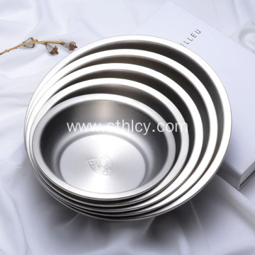 Stainless Steel Multi-standard Soup Basin