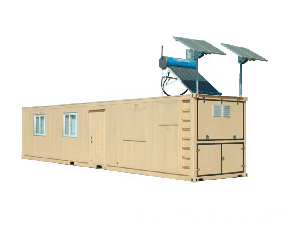 Modular Family House Container Type