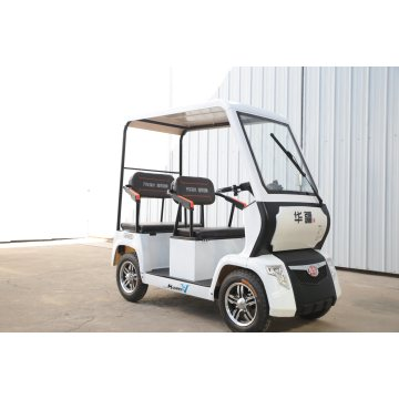 Electric recreational Vacation vehicle
