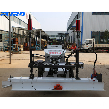 Honda power floor finishing laser concrete screed for sale FJZP-220