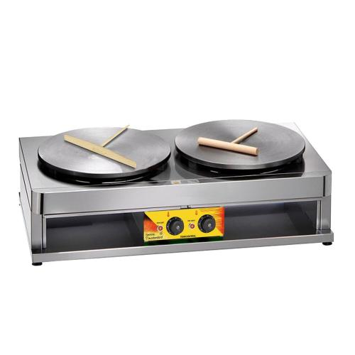Electric machine crepe maker machine high quality
