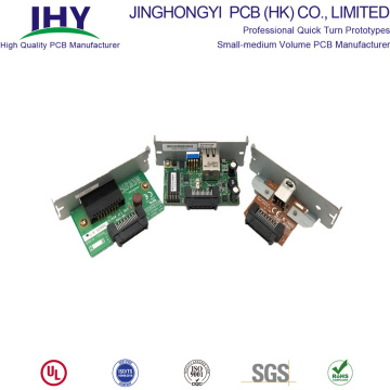 High Quality and Quick Turn PCB Prototype and Components Assembly