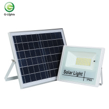 Factory wholesale price iP66100w solar flood light