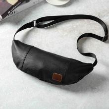 2020 New Fashion Trend Men Waist Bags Black Large Capacity Chest Bag Male Casual Travel Crossbody Shoulder Bag Unisex Fanny Pack