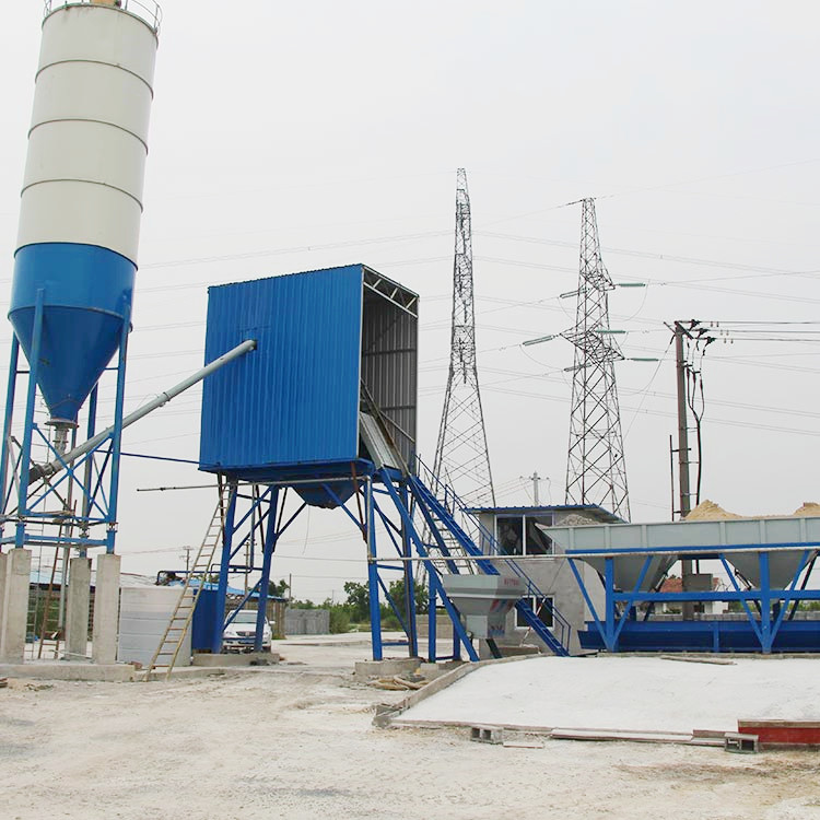 Small quick precast concrete batching plant for sale