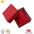 jewellry paper watch box with pillow