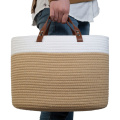 Jute laundry basket baskets home furnishiing magazine