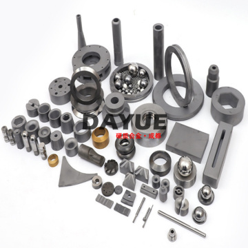 Custom Tungsten Carbide Wear Components for Industry