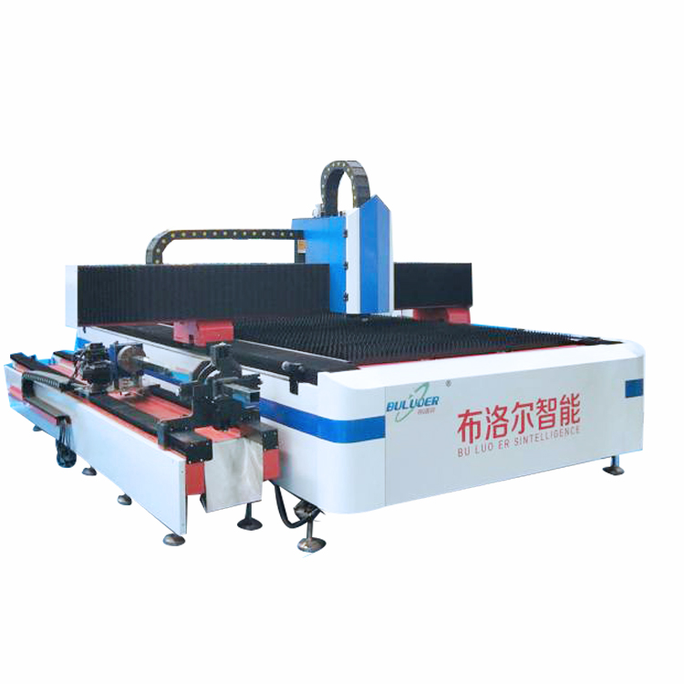 Pipe Sheet Fiber Laser Cutting Machine