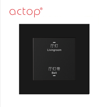 Hot selling switches of hotel room ACTOP