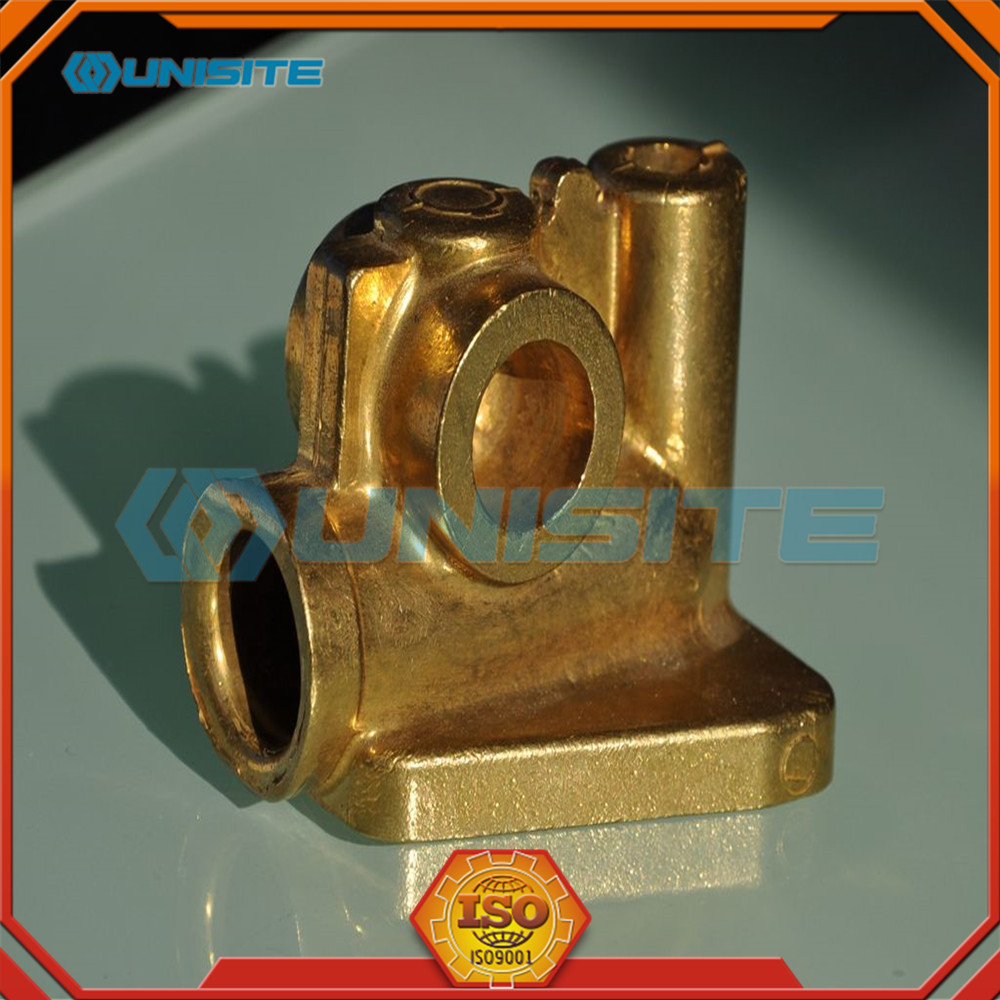 Forged Brass Valve Part
