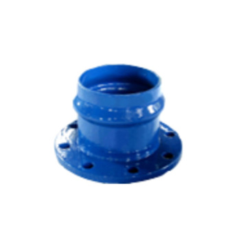 Ductile Iron Flanged Socket For PVC pipe