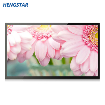 Wall Mount Android Interactive LCD Advertising Screen