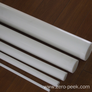 Virgin polyacetal rod and sheet