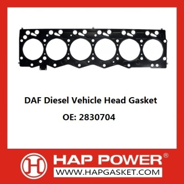 DAF Diesel Vehicle Head Gasket 2830704