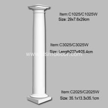 Tuscan Columns for Indoor and outdoor