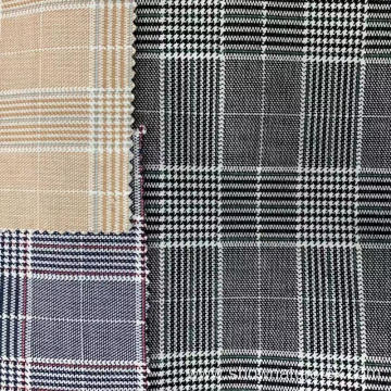 Cotton Spandex Print Checks