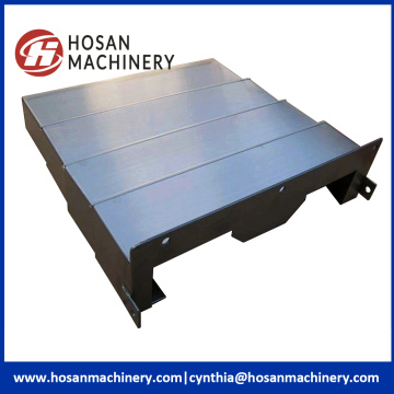 CNC Guide Rail Steel Protecting Metal Bellows Cover