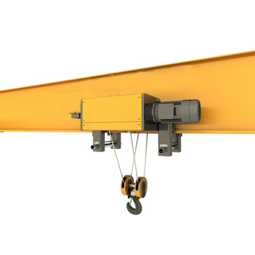 European type wire rope hoist for sale