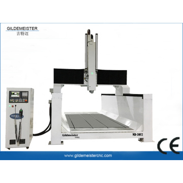 Mold Making CNC Router Machine