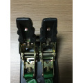 "1"" 2 Sets Ratchet Buckle Green Lashing Strap"