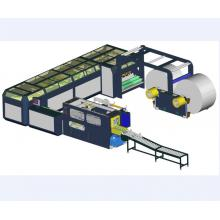 A4 paper production line cutting packing machine
