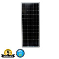 100W Solar Powered Parking Lot Lighting