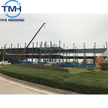 building steel frame chicken house structure warehouse