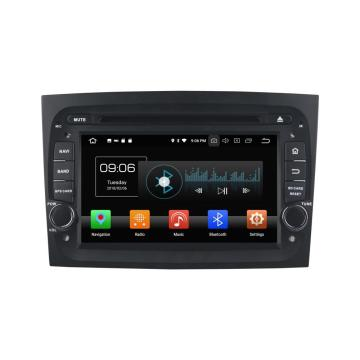 Android 8.0 car head unit for DOBLO 2016 with parrot bluetooth