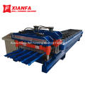 Amashidi we-Metal Sheet Glazed Tile Machine Machine