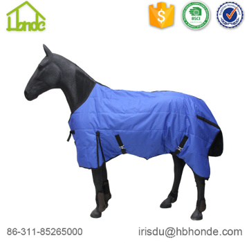 Ripstop Fabric Turnout Heated Horse Rug