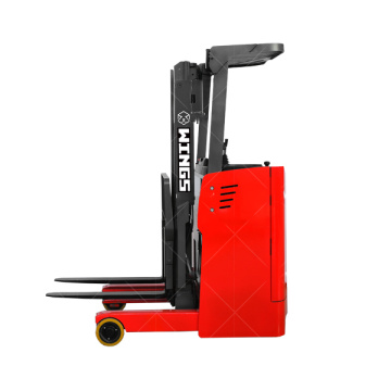 1.2 tons Electric Reach Truck 4.5m Stand-on