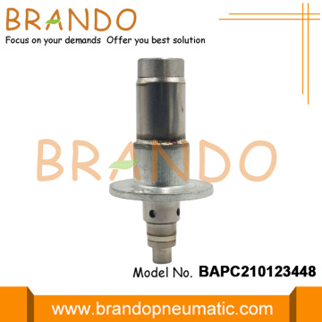 Solenoid Valve Stainless Steel Flanged Plunger Tube